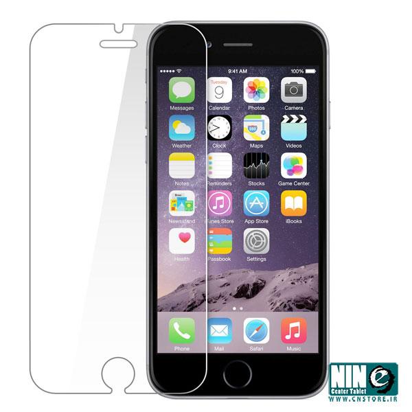 محافظ صفحه نمایش شیشه ای آیفون 6 پلاس