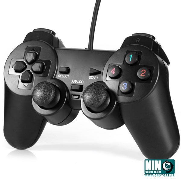 یوکام/دسته بازی/UCOM UC2102 Double Shock Gamepad