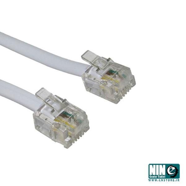 کی نت/سایر لوازم جانبی/K-net Telephone Cable 10M