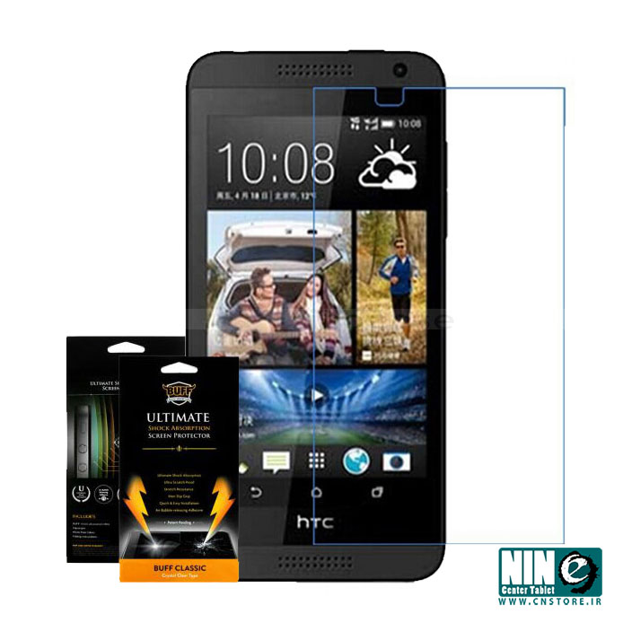 اچ تی سی/صفحه نمایش/Buff Screen Protector For Htc Desire D850