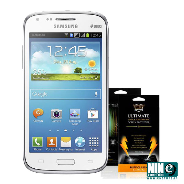 سامسونگ/صفحه نمایش/Buff Screen Protector For Samsung Galaxy Core i8262