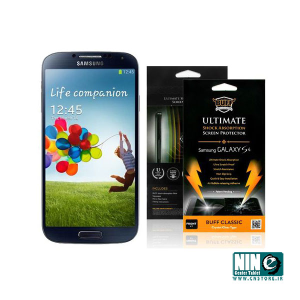 سامسونگ/صفحه نمایش/Buff Screen Protector For Samsung Galaxy S4