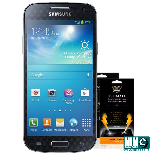 سامسونگ/صفحه نمایش/Buff Screen Protector For Samsung Galaxy S4 Mini
