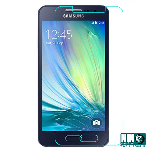 سامسونگ/صفحه نمایش/Glass Screen Protector For Samsung Galaxy A3 2016