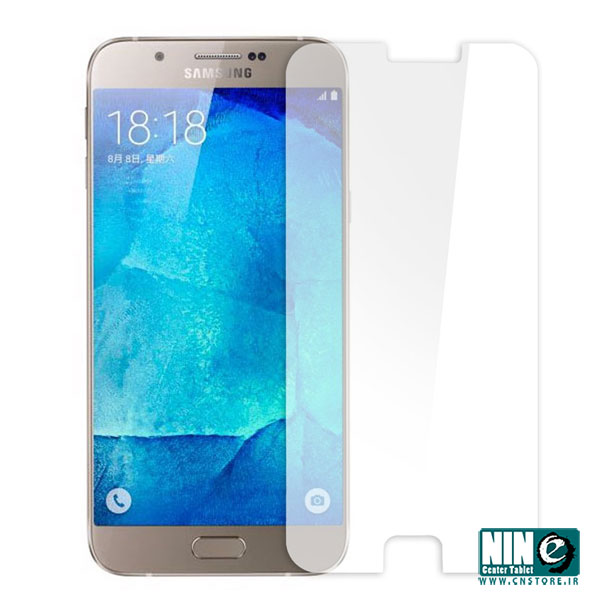 سامسونگ/صفحه نمایش/Glass Screen Protector For Samsung Galaxy A8