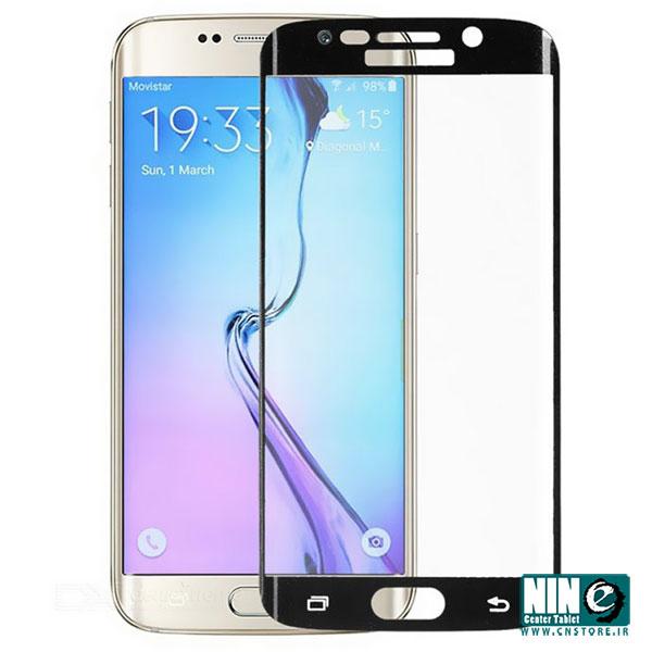 سامسونگ/صفحه نمایش/ Glass Screen Protector For Samsung Galaxy S6 Edge Plus