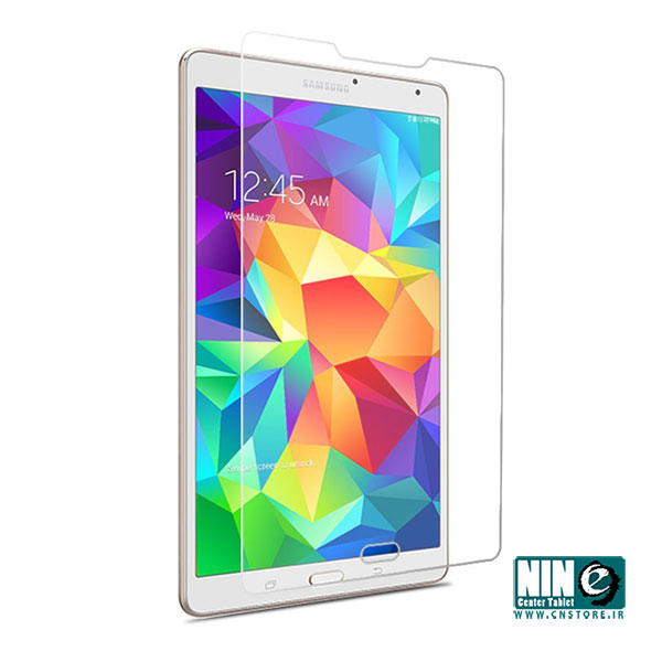 سامسونگ/صفحه نمایش/Glass Screen Protector For Samsung Galaxy Tab S 8.4 LTE SM-T705