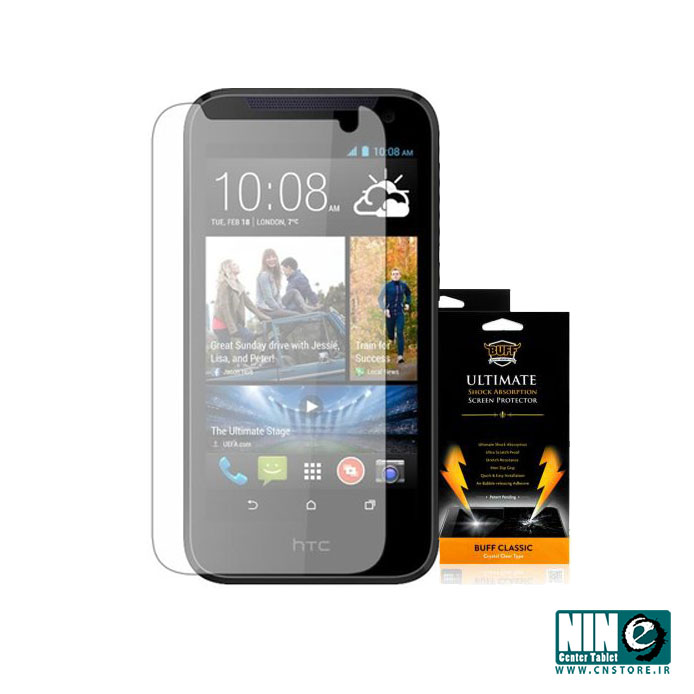 اچ تی سی/صفحه نمایش/Buff Screen Protector For Htc Desire 310