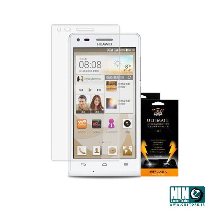 هوآوی/صفحه نمایش/Buff Screen Protector For Huawei Ascend G6