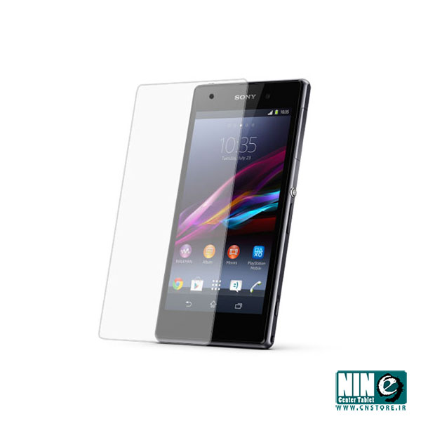سونی/صفحه نمایش/Glass Screen Protector for Sony Xperia Z1
