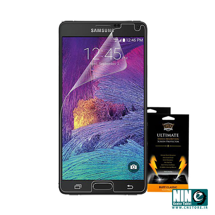 سامسونگ/صفحه نمایش/Buff Screen Protector For Samsung Galaxy Note 4