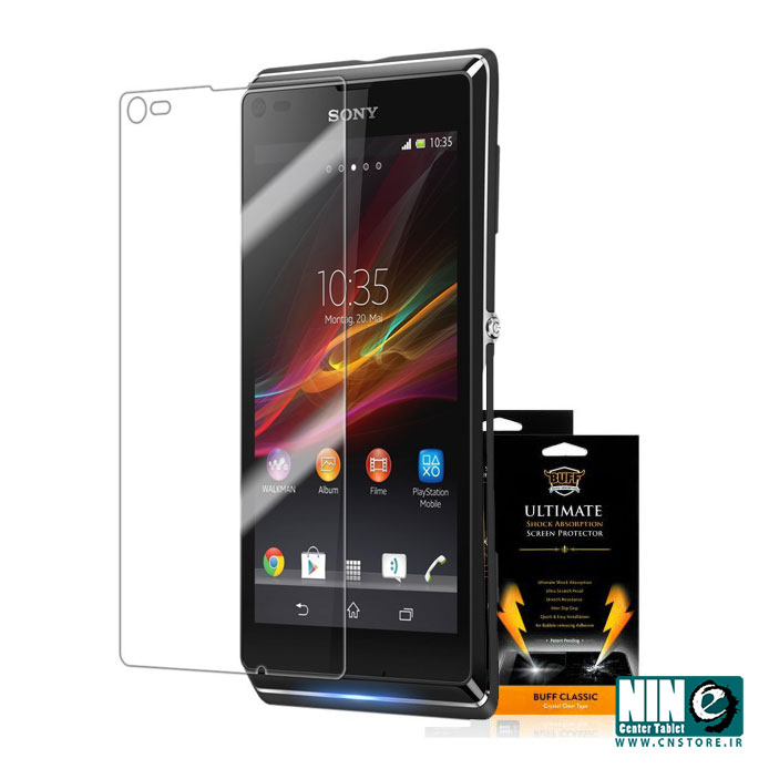 سونی/صفحه نمایش/Buff Screen Protector For Sony Xperia L C2105