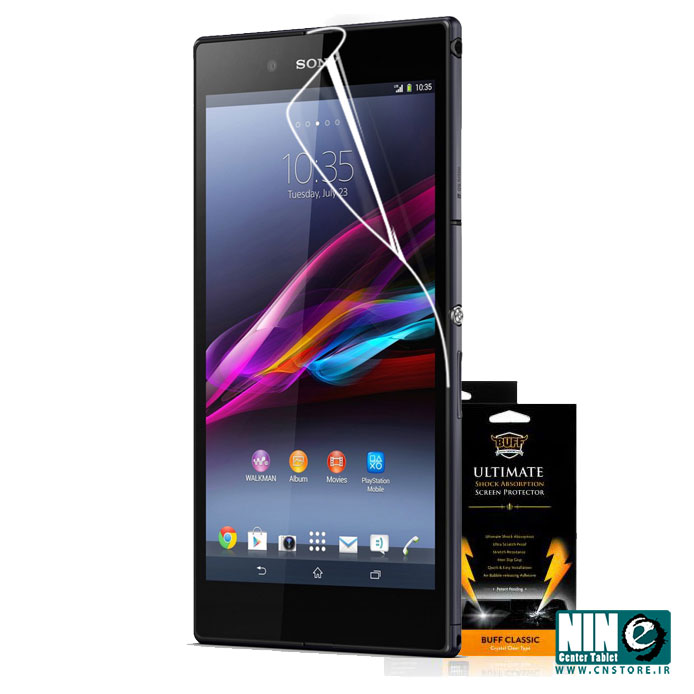 سونی/صفحه نمایش/Buff Screen Protector For Sony Xperia Z1
