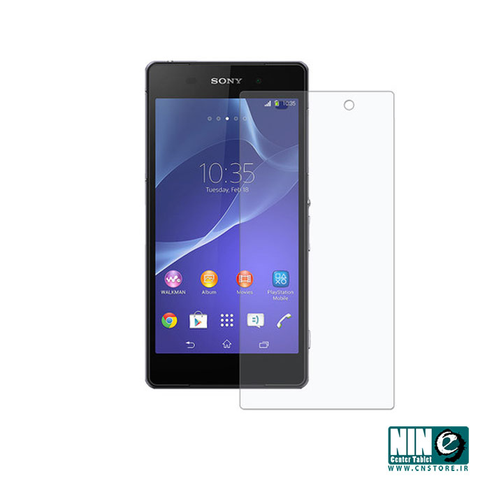 سونی/صفحه نمایش/Glass Screen Protector for Sony Xperia Z2