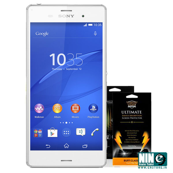 سونی/صفحه نمایش/Buff Screen Protector For Sony Xperia Z3