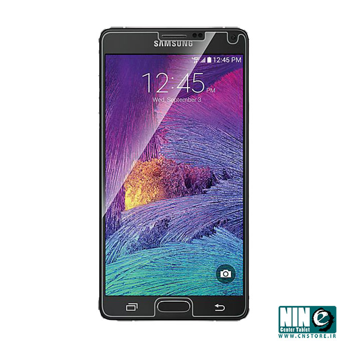 سامسونگ/صفحه نمایش/GLASS Screen Protector for Samsung Galaxy Note 4