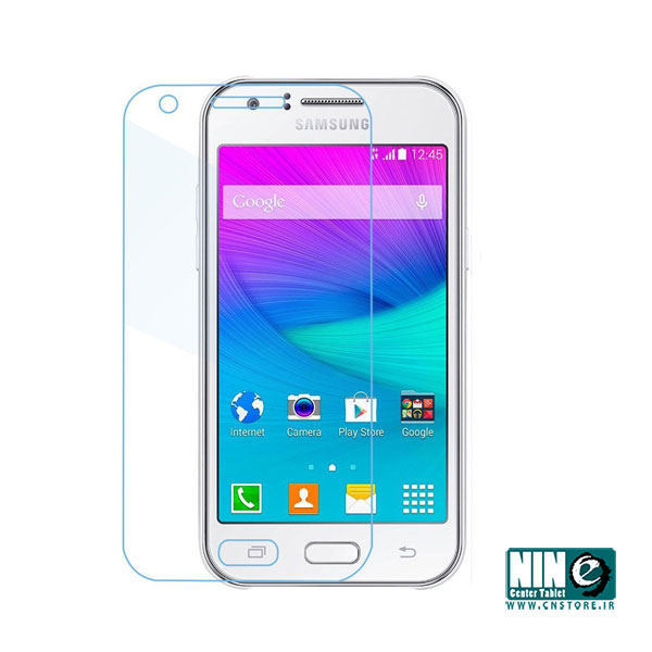 سامسونگ/صفحه نمایش/Glass Screen Protector for Samsung Galaxy J1