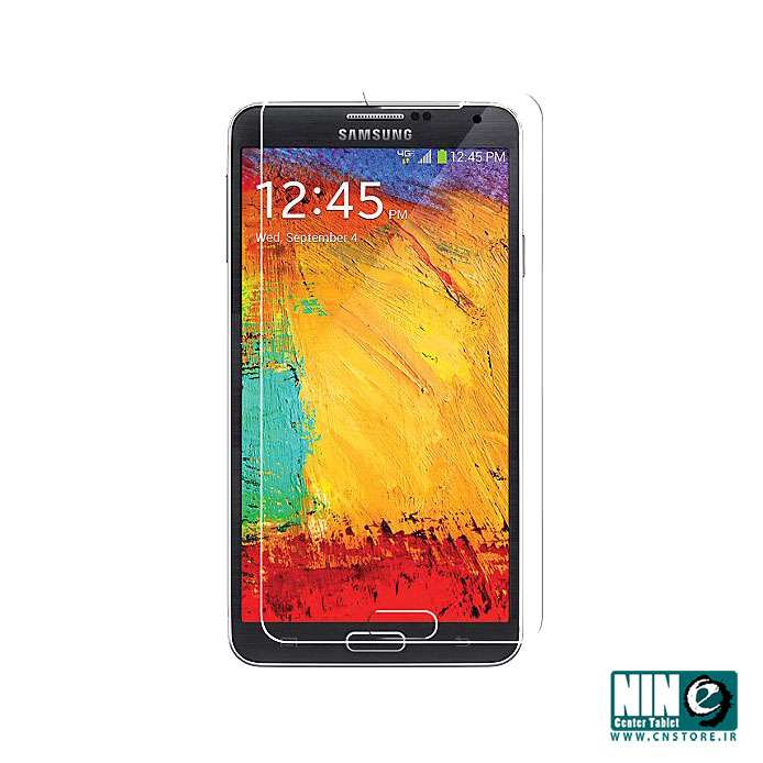 سامسونگ/صفحه نمایش/GLASS Screen Protector for Samsung Galaxy Note 3