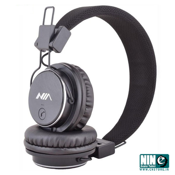 نیا/هدفون، هدست، میکروفون/NIA Q8-851S Wireless Headphones