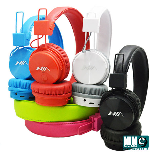 نیا/هدفون، هدست، میکروفون/NIA X3 Wireless Headphones