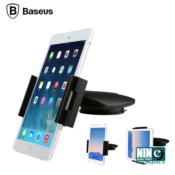 بیسوس/پایه نگهدارنده/BASEUS Batman Series Car Mount Flat Bracket for Tablets