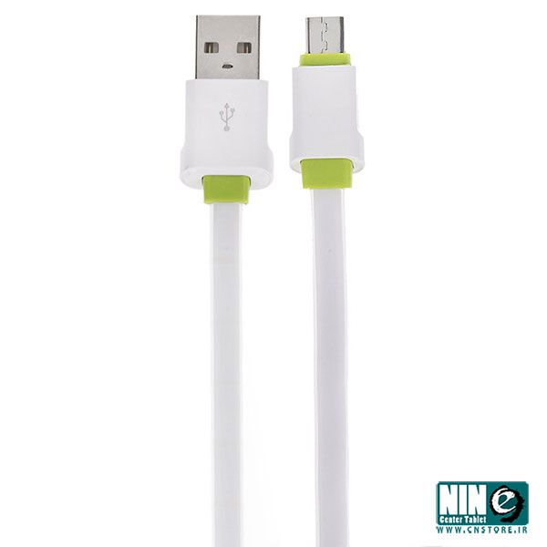 الدینیو/کابل شارژ/LDNIO LS01 USB To microUSB Cable 2m