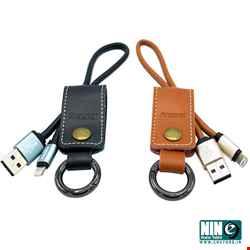 ریمکس/کابل شارژ/Remax RC 034i Lightning Data Cable 30cm