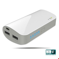 وین تک/پاور بانک/Wintech Power Bank WPB-52 Portable Ladestation 5200mAh
